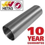 Hetas Approved Flue Liner