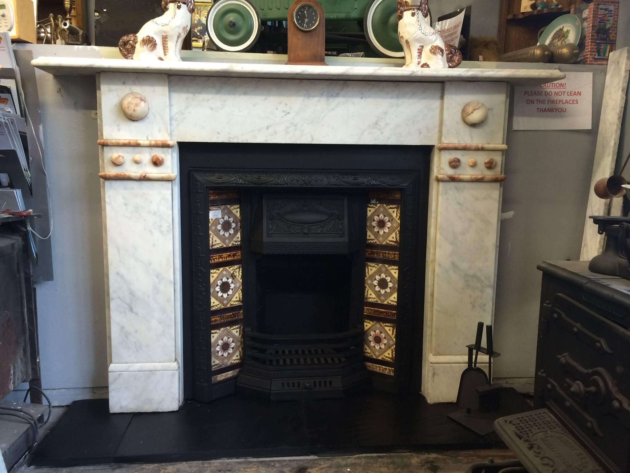 Antique Vintage Reclaimed Fireplaces