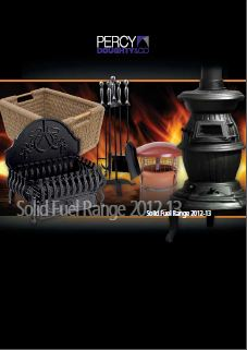 Solid Fuel Range Brochure